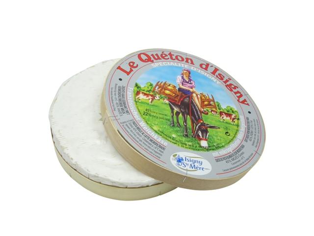 Isigny Camembert Cru