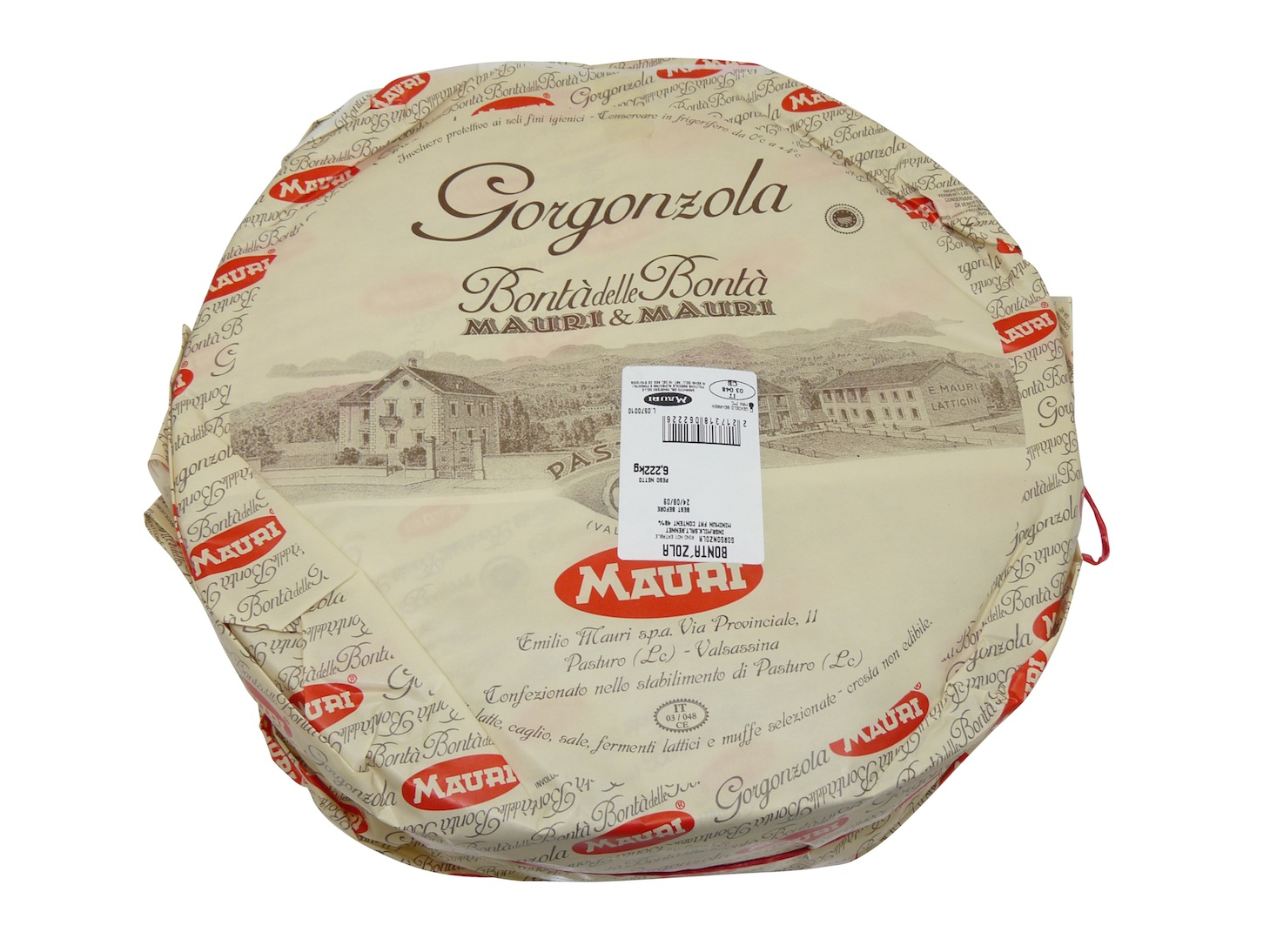 Mauri Gorgonzola dolce