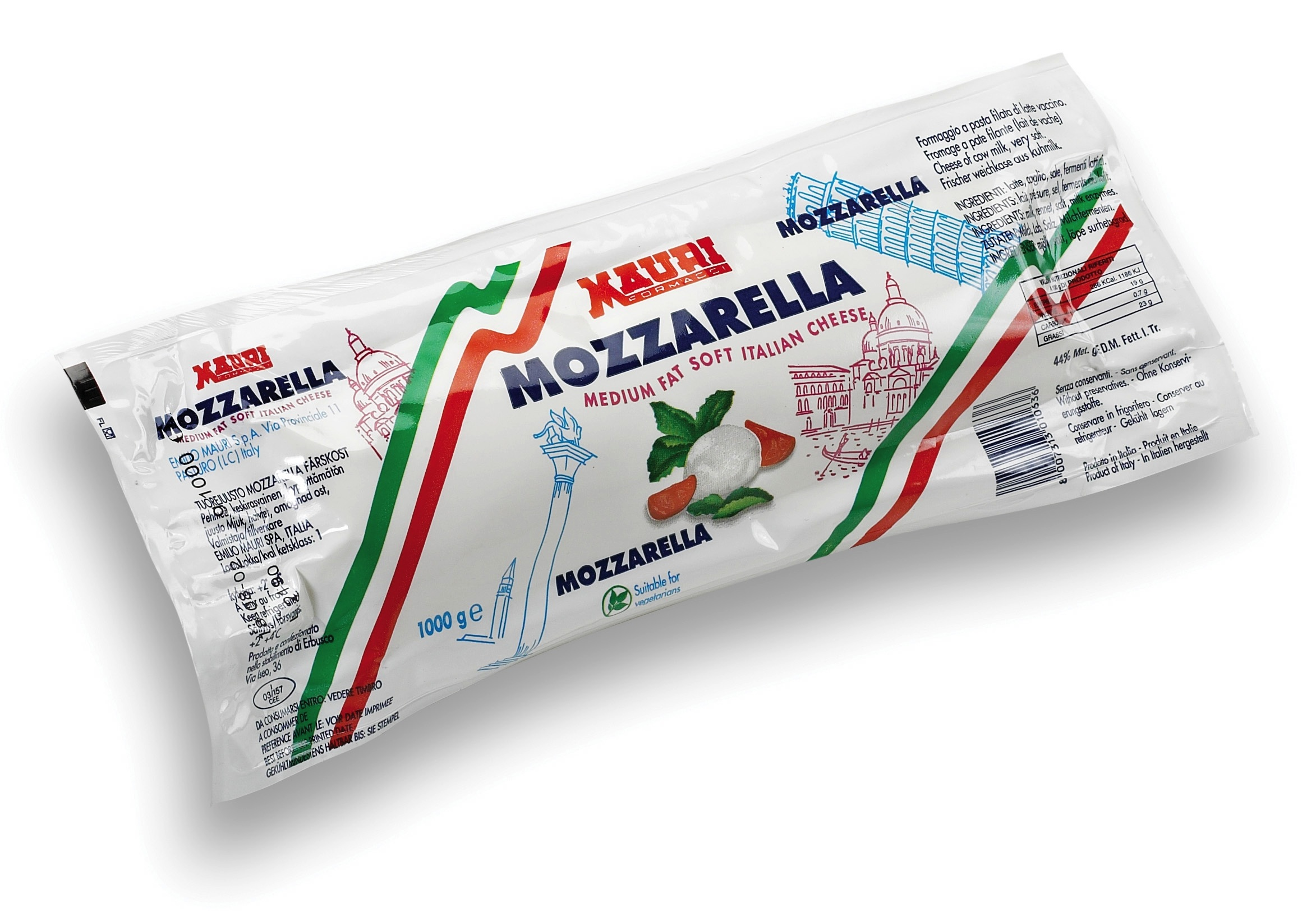 Mauri Mozzarella