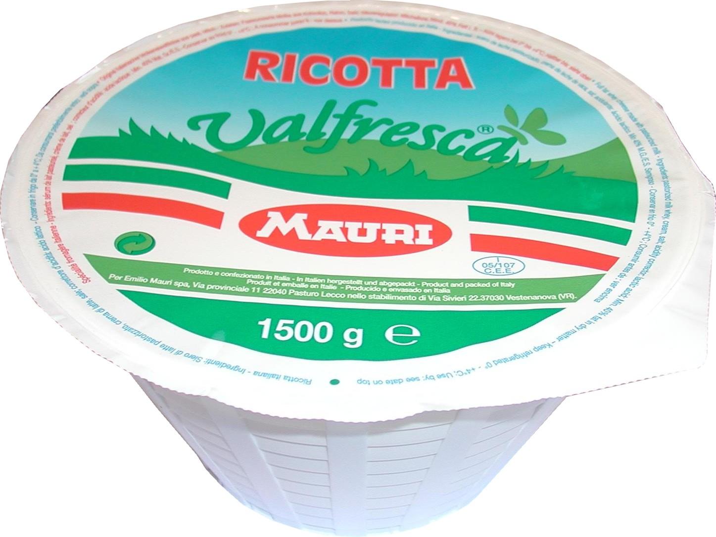Mauri Ricotta