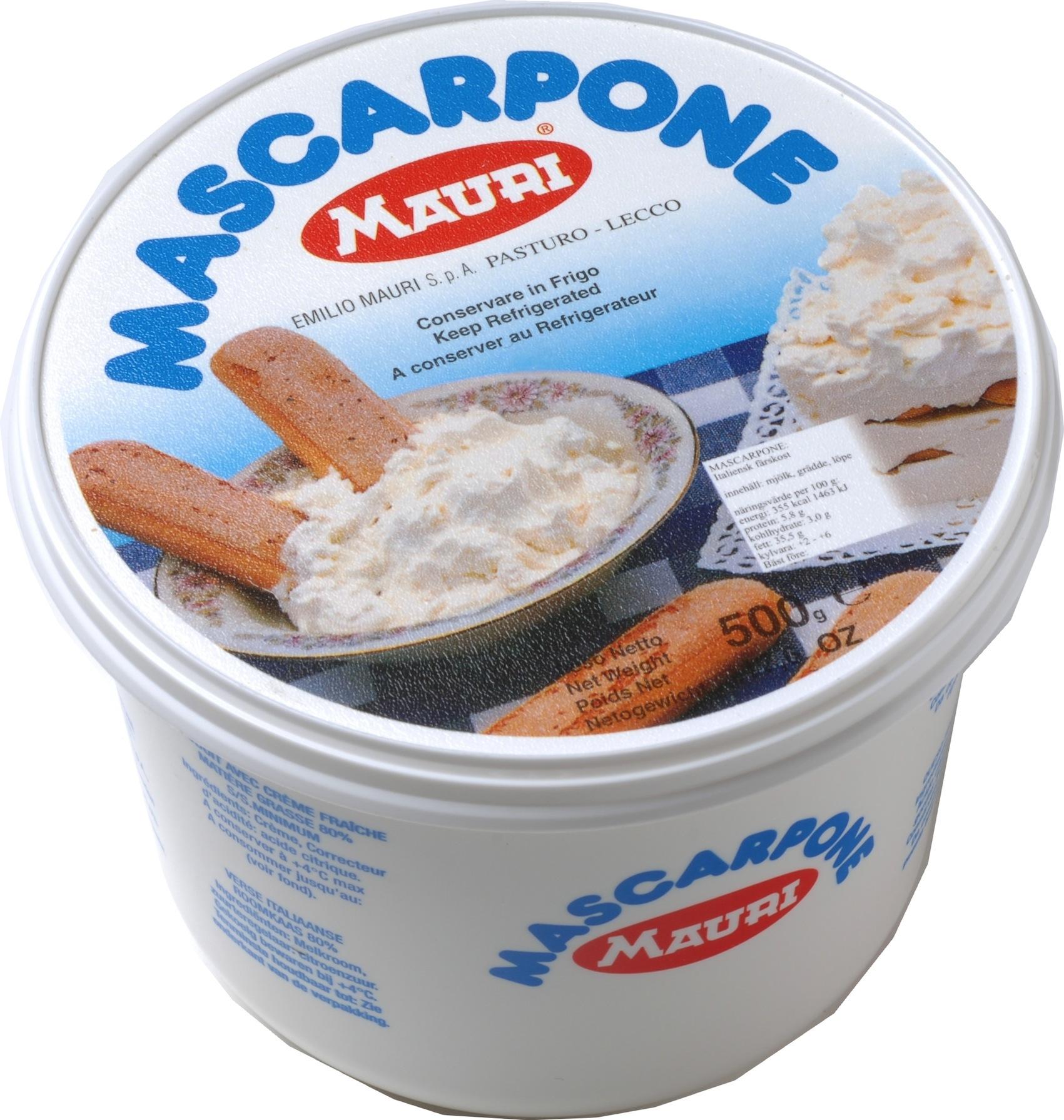 Mauri mascarpone