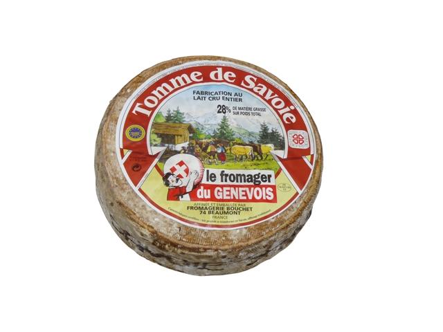Tomme de Savoie Cru