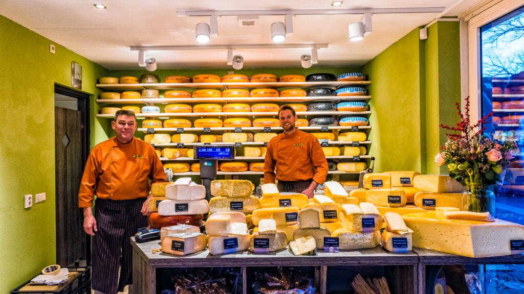 Peterse kaas brengt kaaswinkel terug in het centrum van Zeist
